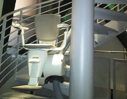 Der höchste Treppenlift Welt