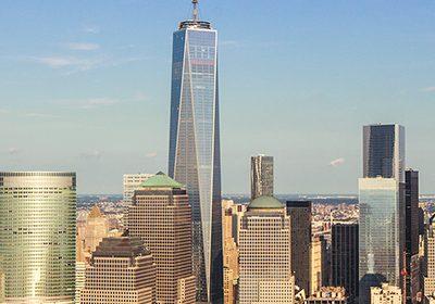 Un symbole d'espoir: l'équipement du plus haut building des USA