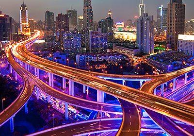 Dominio del crecimiento chino