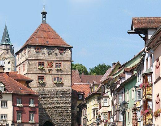 Kleinstadt Rottweil