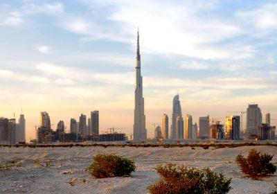 迪拜 - 正在冉冉升起的新星