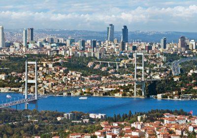 Express ride through the Bosphorus