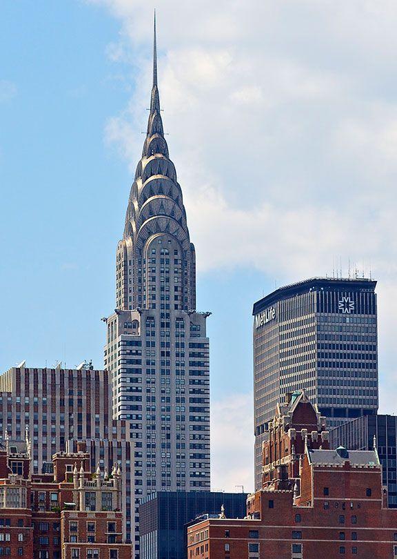 Das Chrysler Building: Faszinierend für den CTBUH