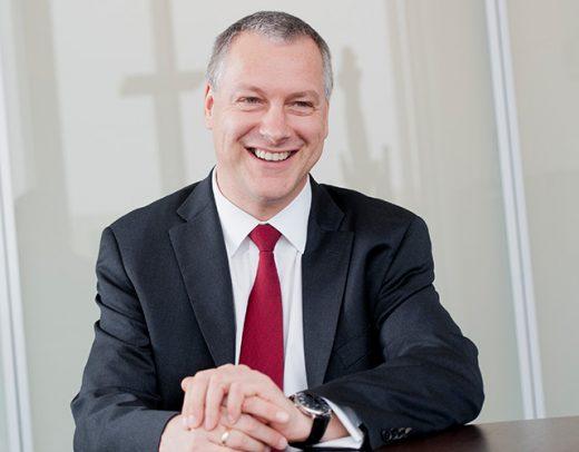 Andreas Schierenbeck, CEO thyssenkrupp Elevator