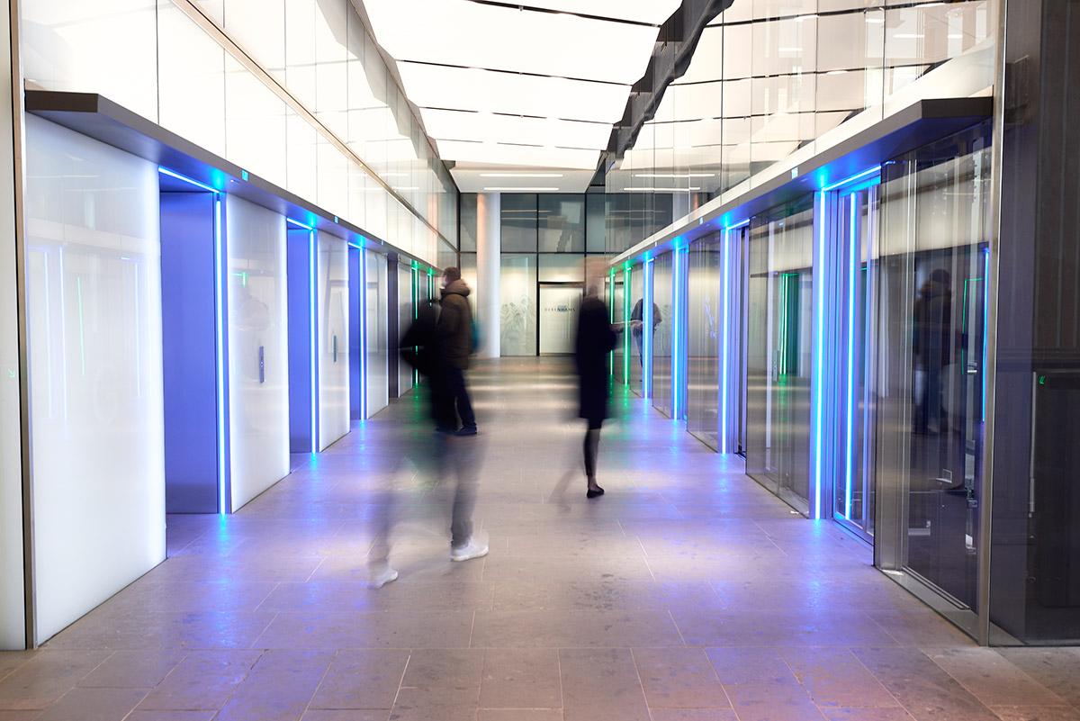 Aufzüge benötigen präventive intelligente Technologien