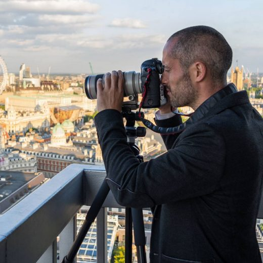 Fotograf James Burns