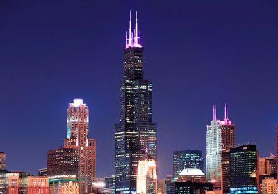 Des illuminations urbaines spectaculaires