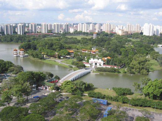 新加坡 - 裕廊湖区
