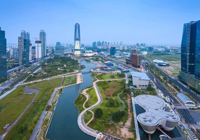 Cidades inteligentes na Ásia