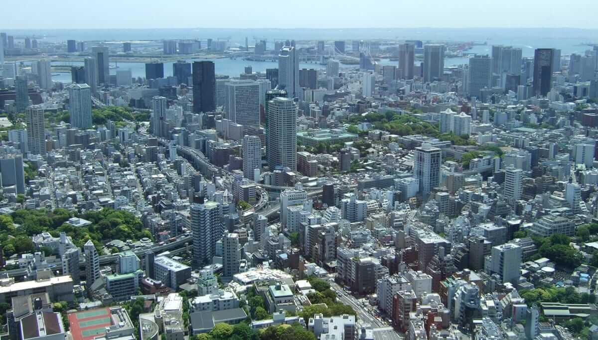 Tokyo is the safest city in the world.