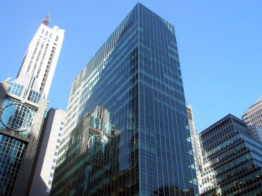 Das Lever House in New York