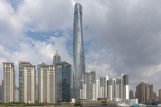 Der Shanghai Tower
