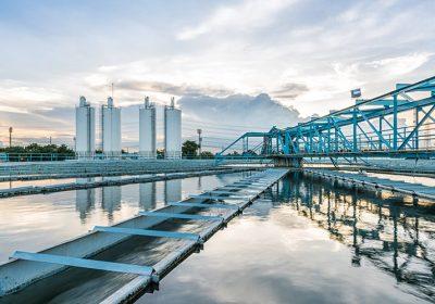 Abastecimento sustentável, água urbana