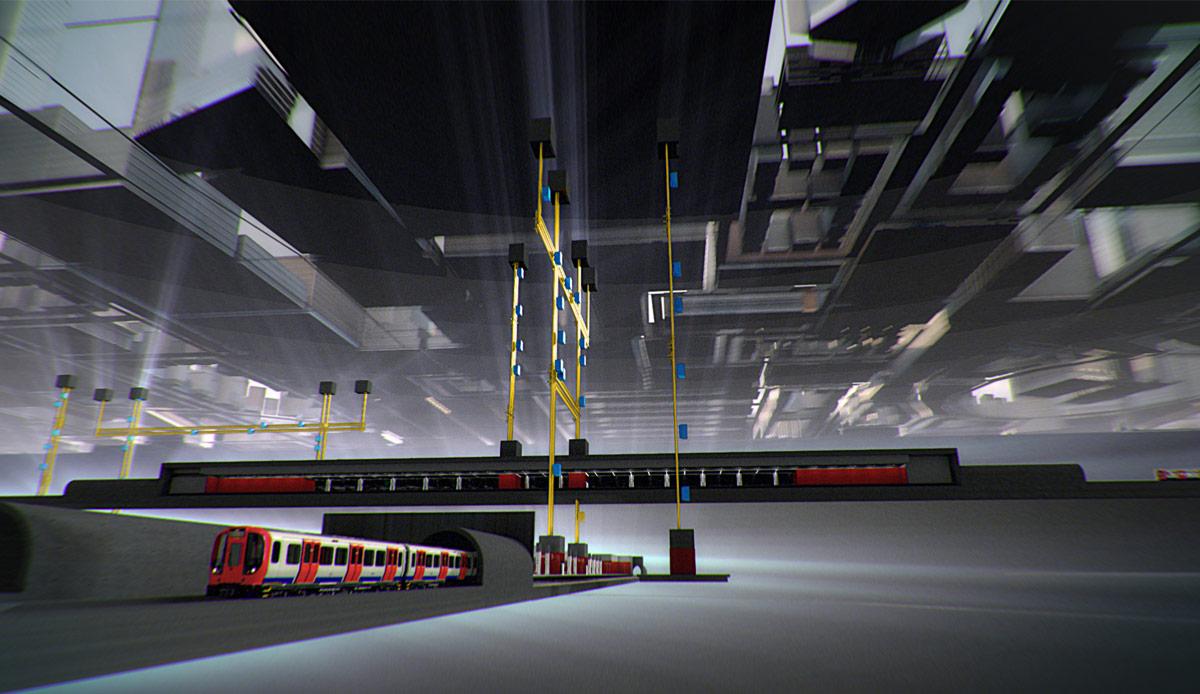 Multi Aufzugtechnologie für die U-Bahn