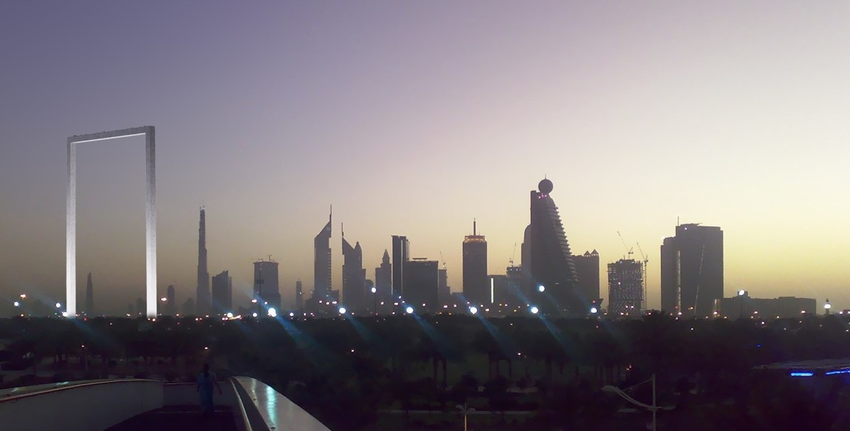 "The ""Dubai Frame"", an innovative building with PV glass"