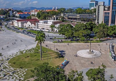 Porto Maravilha– ein Vorzeigeobjekt