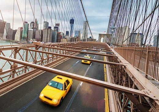 Brooklyn Bridge – mudança do status econômico de Nova York