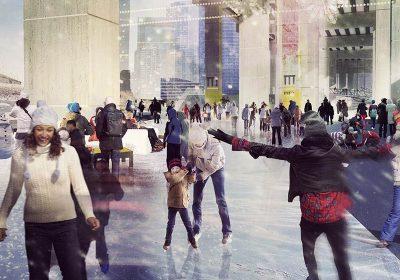 Revitalización urbana mediante filantropía