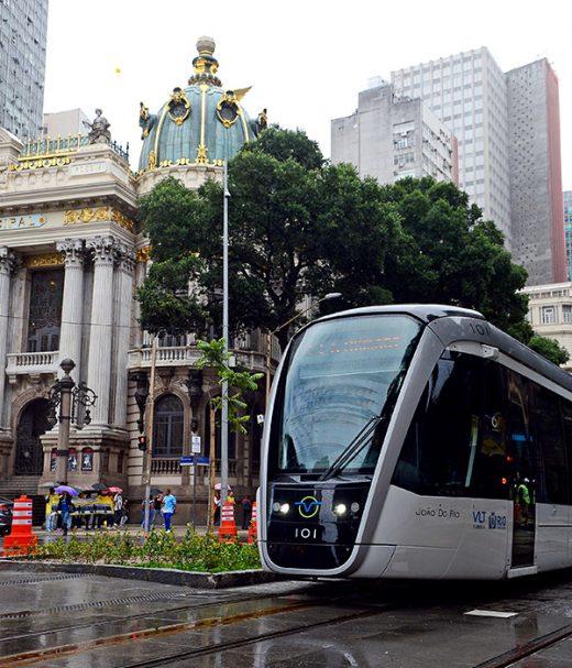 Rio setzt auf umweltfreundlichen Nahverkehr