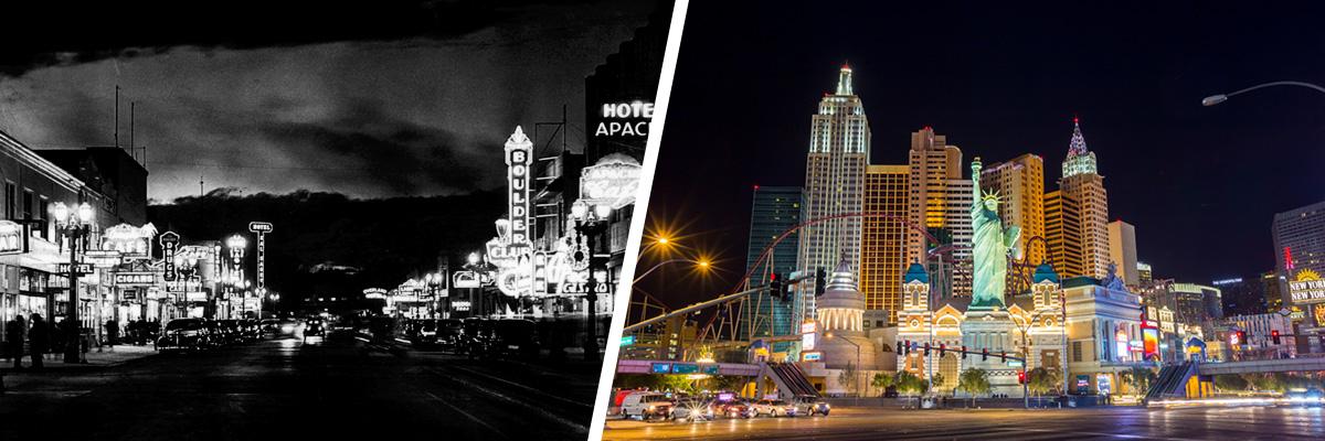 莱斯维加斯一路从赌城 发展为技术领先的智能城市。
