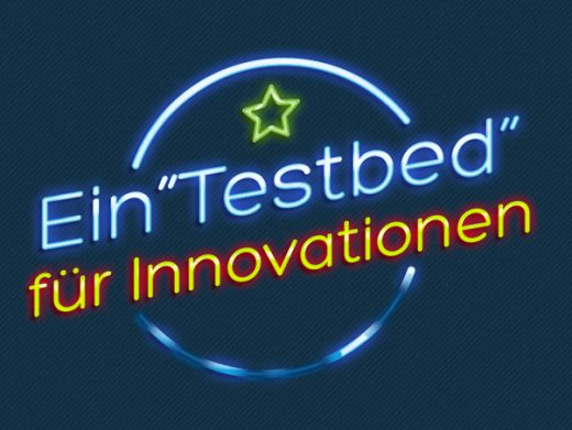 A test bed for innovation