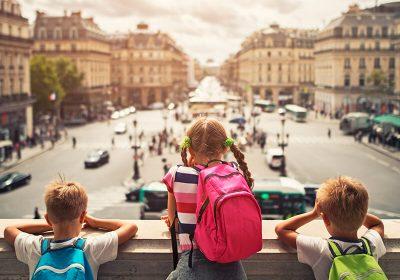 当儿童参与城市设计