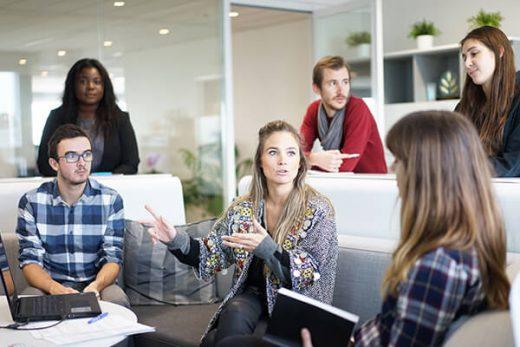 愿景式领导将对完成工作任务至关重要。