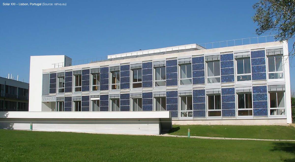 Solar XXI – Lisbon, Portugal
