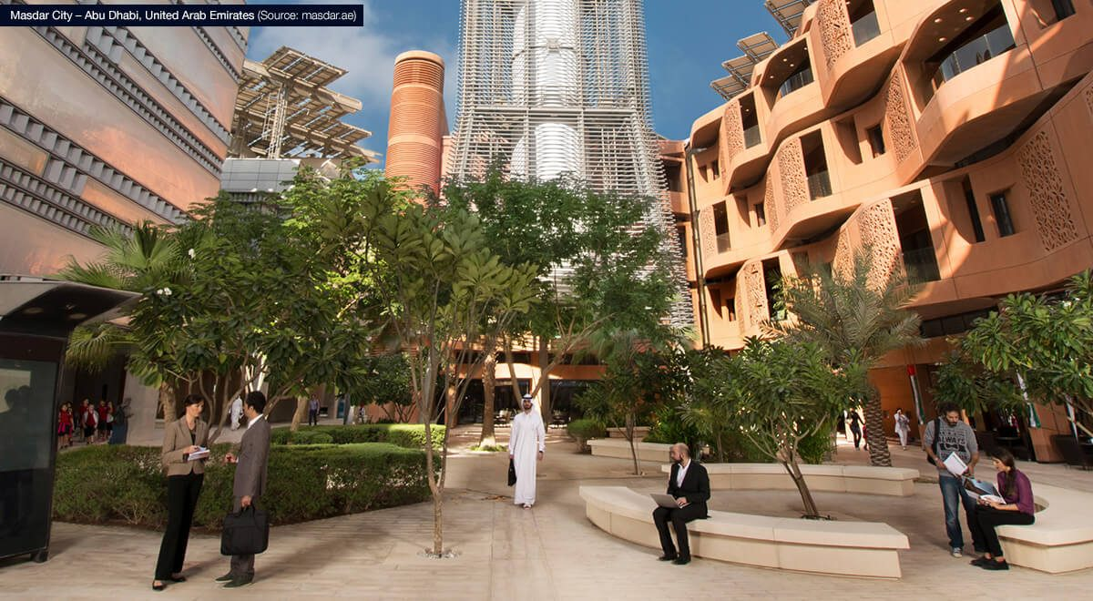 Masdar City – Abu Dhabi, United Arab Emirates