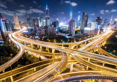 超级工程让交通更便利