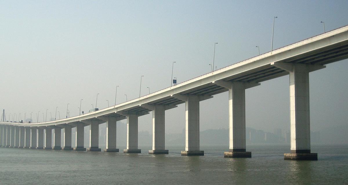 Hong Kong Zhuhai Macao Bridge