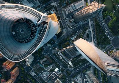 Five inspiring futuristic buildings