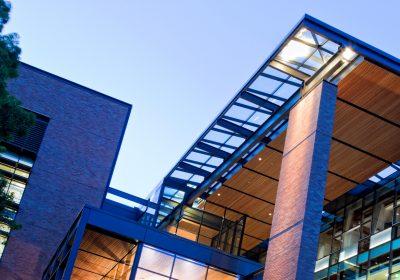 Edificios universitarios urbanos