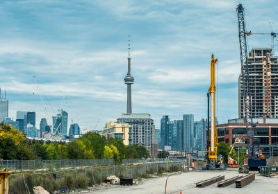 Sidewalk Labs and Toronto