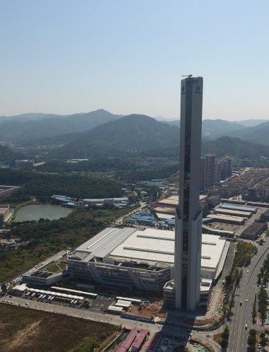 Zhongshan Test Tower