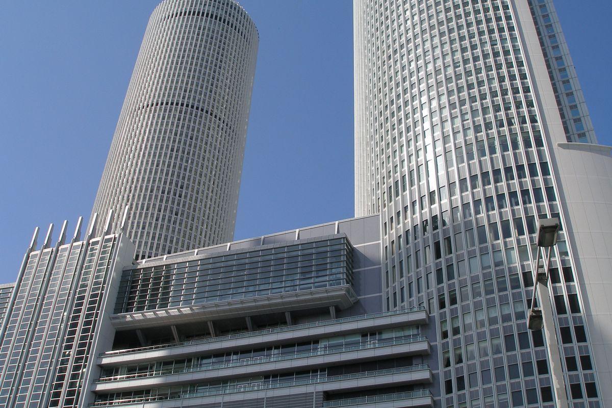 Mixed-use buildings | URBAN HUB