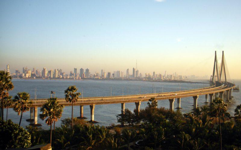 Worli skyline with BSWL