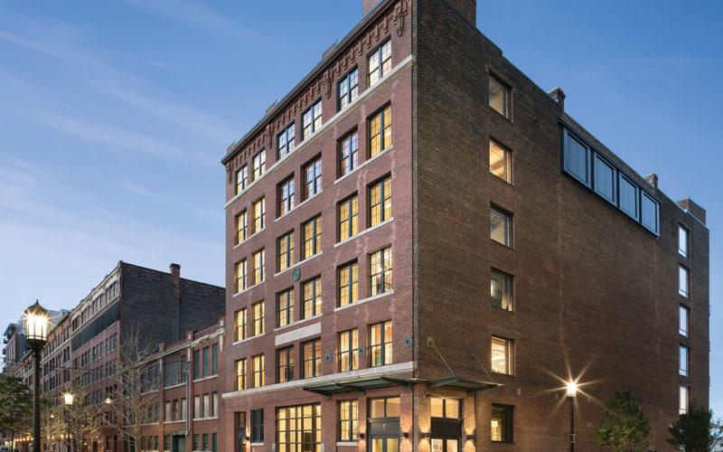 Fraunhofers Wohnlabor: historisch, modern und nachhaltig