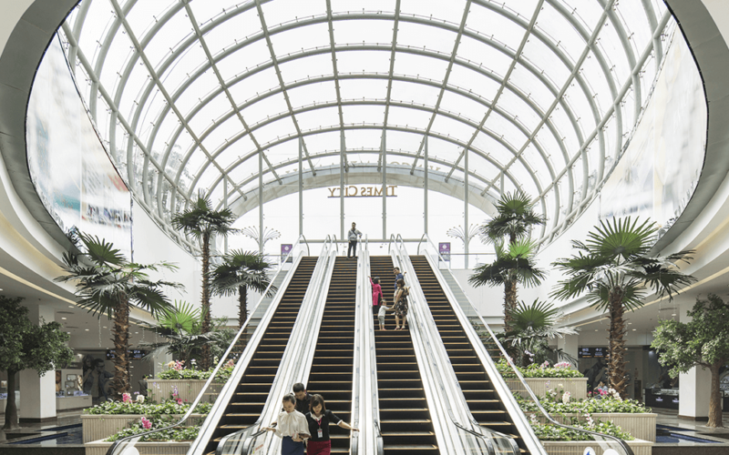 Vincom Mega Mall Times City, Vietnam