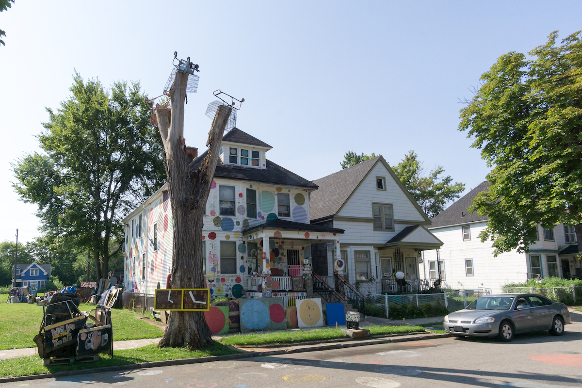 Heidelberg Project House