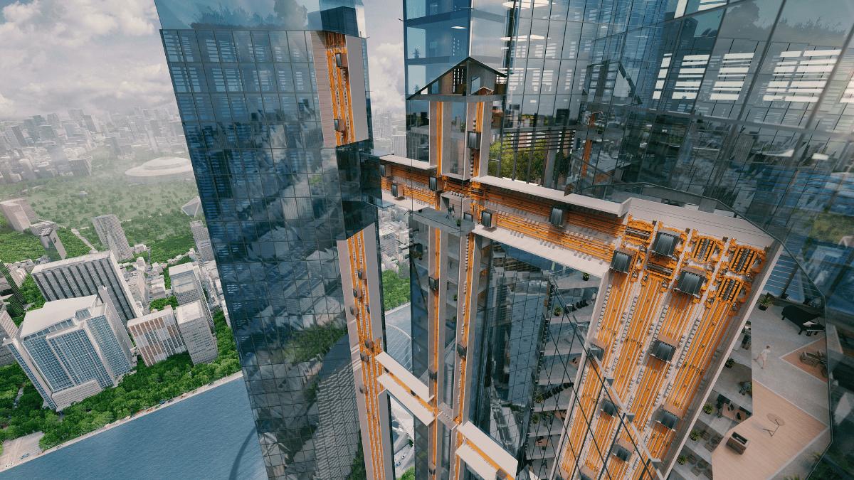 MULTI Elevator Technology