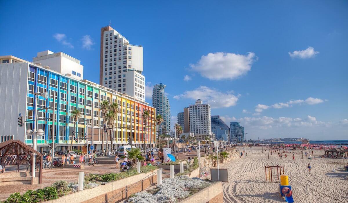 Tel Aviv Promenade