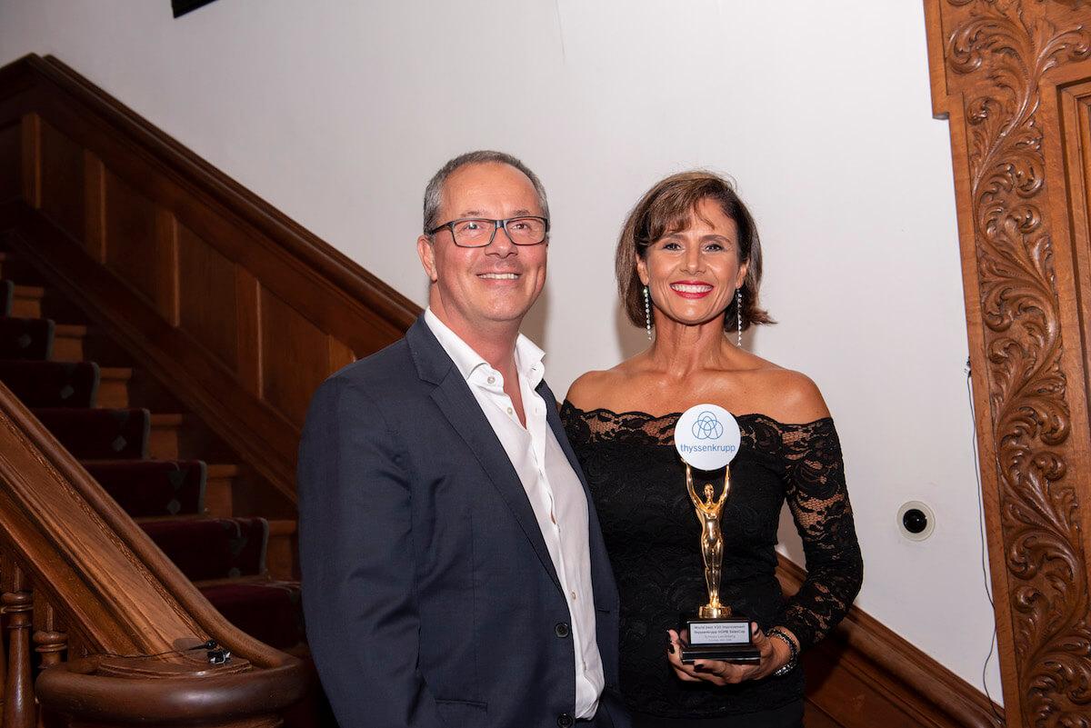 Mariza Frazer Award