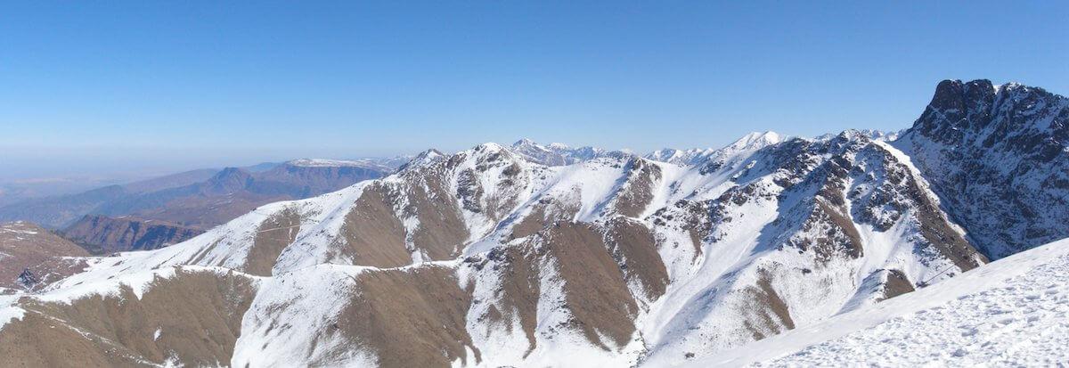 Morocco Ski