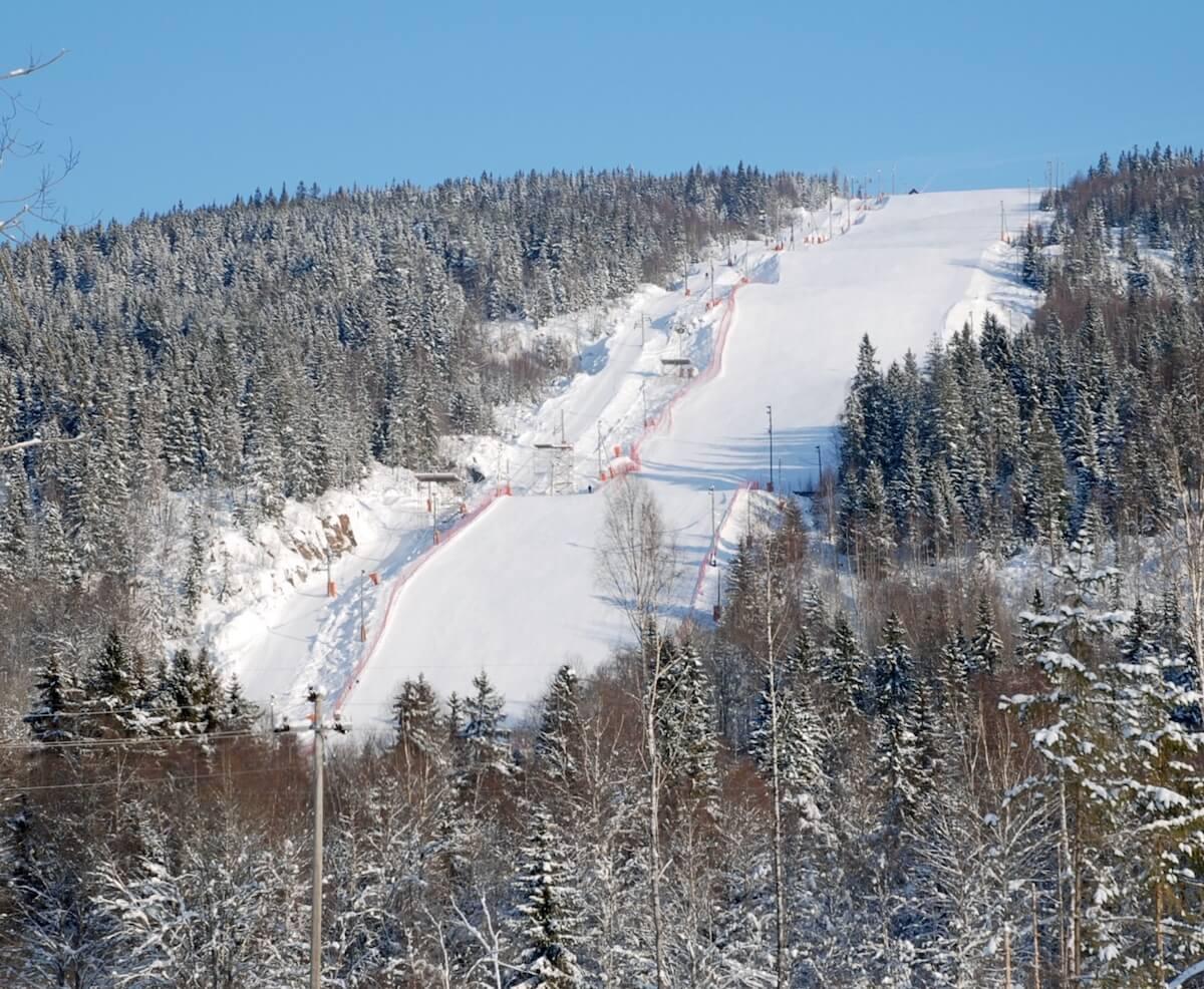 Tryvann Ski Resort