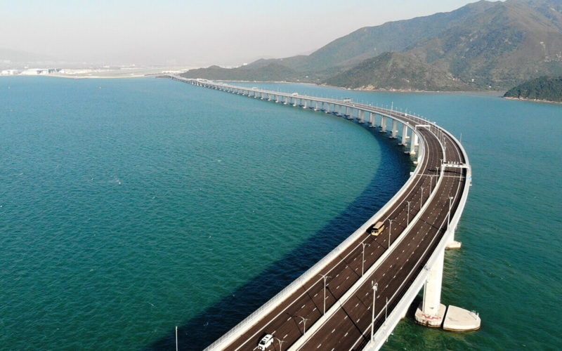 Pont Hong Kong-Zhuhai-Macao