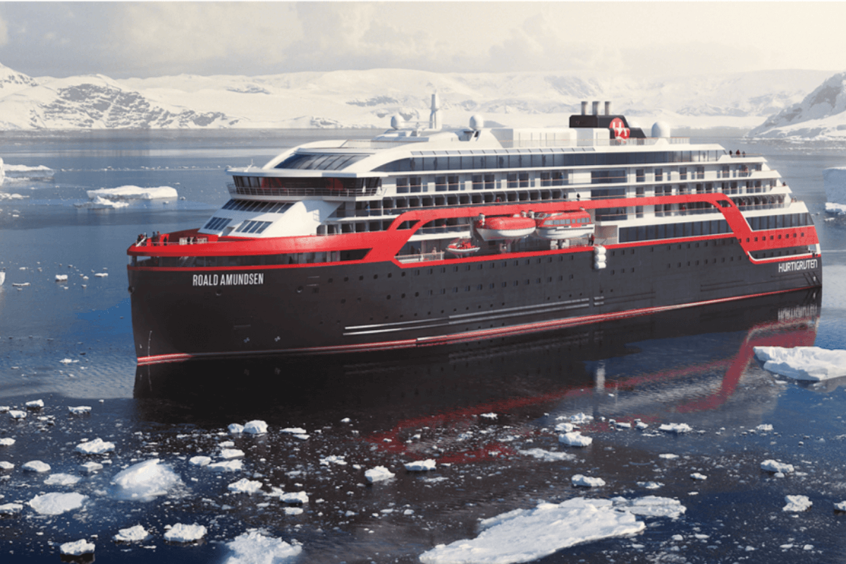 Hurtigruten