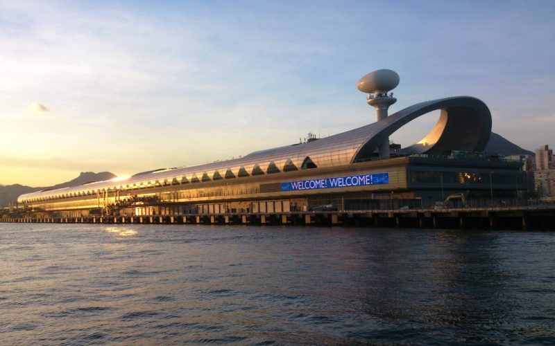 Terminal de cruceros de Kai Tak