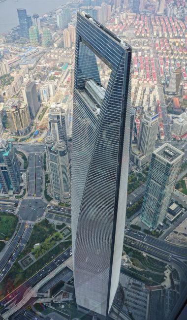 Shanghai World Financial Tower