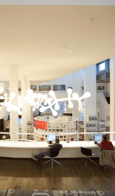 Amsterdam Library